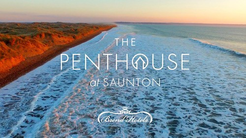 The Penthouse | Saunton Sands Hotel