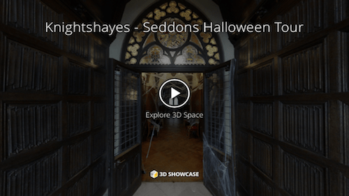 National Trust Halloween Virtual Tour | Knightshayes