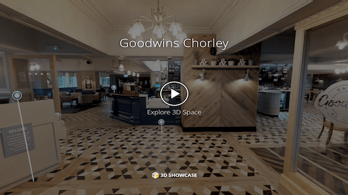 Goodwins Chorley Virtual Walkthrough & Video