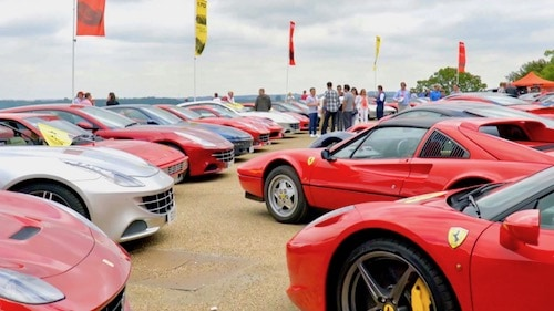 Carrs Ferrari | Exeter
