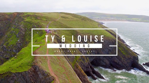 Ty and Louise's Wedding | Wedding Video Production